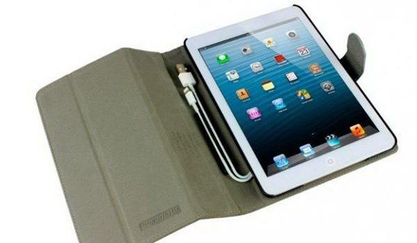 sankt-peterburg-seryy_chehol-akkumulyator_dlya_iPad_Air_Promate_Dash_Air_8000mAh_0